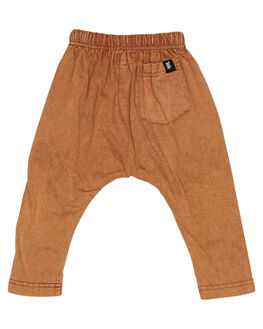 KHAKI KIDS BABY CHILDREN OF THE TRIBE CLOTHING - BBYPT0264KHA