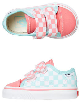 BLUE TINT KIDS GIRLS VANS FOOTWEAR - VNA3JEVVJHBTNT