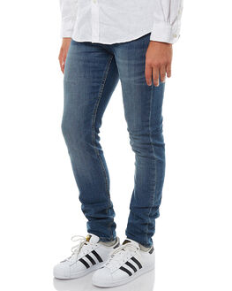 INDIGO HEAD MENS CLOTHING CHEAP MONDAY JEANS - 0389637INDHD
