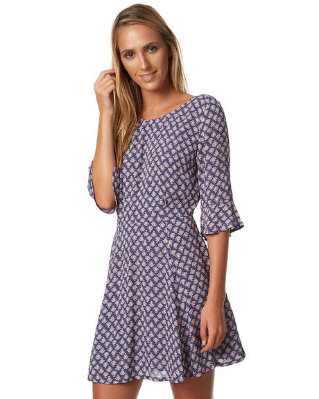 BURMA WOMENS CLOTHING TIGERLILY DRESSES - T373400BURM