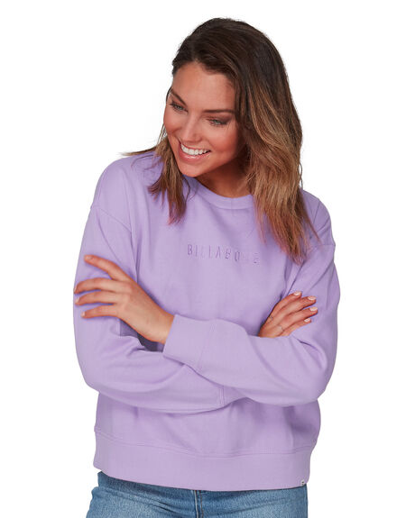 ORCHID WOMENS CLOTHING BILLABONG JUMPERS - BB-6508740-ORC