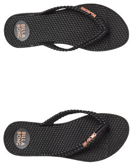 ROSE GOLD WOMENS FOOTWEAR BILLABONG THONGS - 6661856ROS