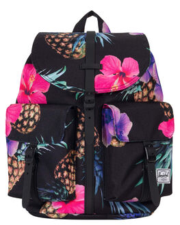 BLACK PINAPPLE WOMENS ACCESSORIES HERSCHEL SUPPLY CO BAGS - 10301-01852BKPNE
