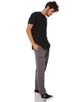 GREY MENS CLOTHING STUSSY PANTS - ST005605GREY