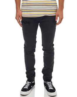 BLOWOUT BLUE MENS CLOTHING ROLLAS JEANS - 151942286