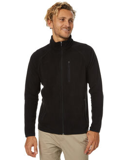 BLACK MENS CLOTHING SWELL JUMPERS - S5173448BLK