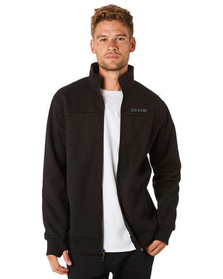 BLACK MENS CLOTHING BILLABONG JUMPERS - 9595626BLK