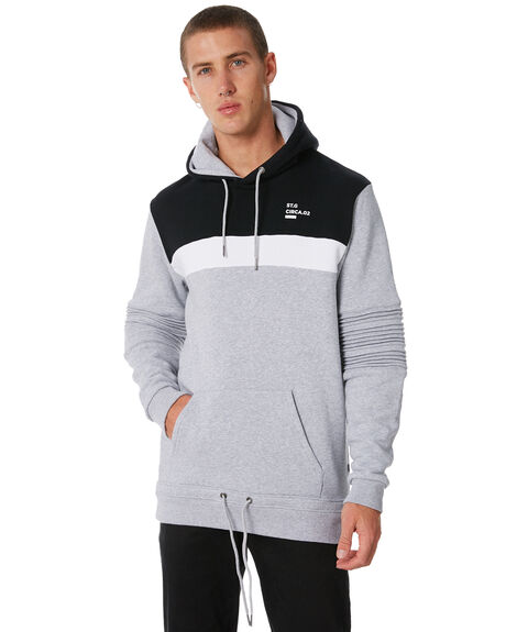 GREY MARLE MENS CLOTHING ST GOLIATH JUMPERS - 4314038GRYM