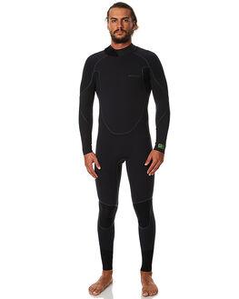 BLACK SURF WETSUITS PATAGONIA STEAMERS - 88437BLK