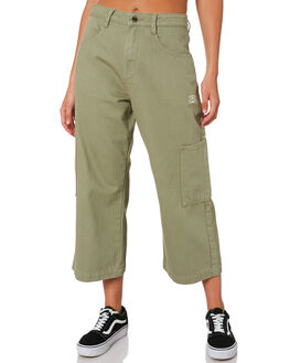 SEAGRASS OUTLET WOMENS STUSSY PANTS - ST196608SGRSS