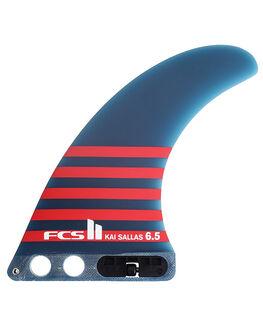 NAVY BLUE BOARDSPORTS SURF FCS FINS - FKAI-PG02-LB-65-RNV