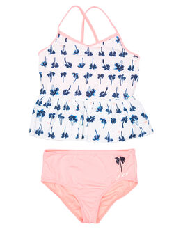 BRIGHT PALM TREE KIDS TODDLER GIRLS ROXY SWIMWEAR - ERLX203039WBB6