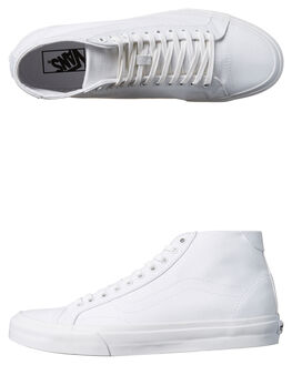TRUE WHITE MENS FOOTWEAR VANS SNEAKERS - VN-04A6L5RWHT