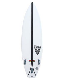 CLEAR BOARDSPORTS SURF CHANNEL ISLANDS SURFBOARDS - CIFVRSTEPSCLR