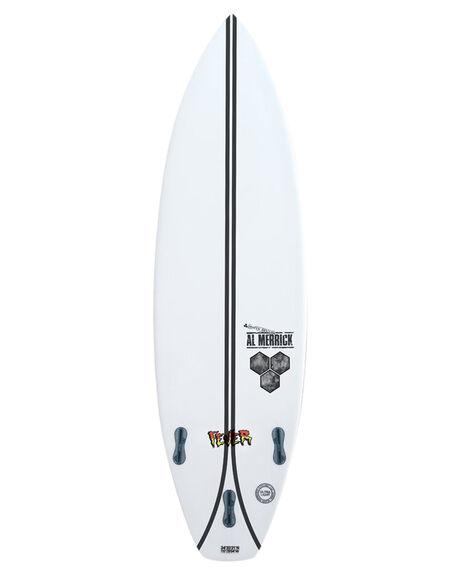 CLEAR BOARDSPORTS SURF CHANNEL ISLANDS SURFBOARDS - CIFVRSTEPSCLR