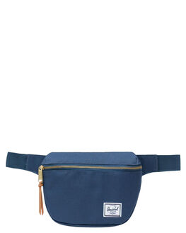 NAVY MENS ACCESSORIES HERSCHEL SUPPLY CO BAGS + BACKPACKS - 10215-00007-OSNVY