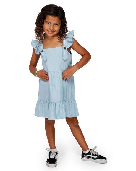 SURFWASH KIDS GIRLS BILLABONG DRESSES + PLAYSUITS - BB-5591473-S89