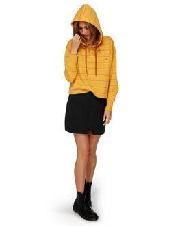 HONEY GOLD WOMENS CLOTHING BILLABONG JUMPERS - BB-6591734-HOG