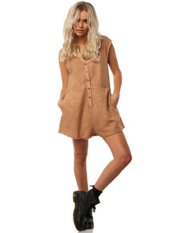 CANYON WOMENS CLOTHING THRILLS PLAYSUITS + OVERALLS - WTH8-914OCAN