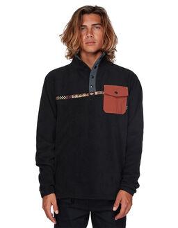 BLACK MENS CLOTHING BILLABONG JUMPERS - BB-9595620-BLK
