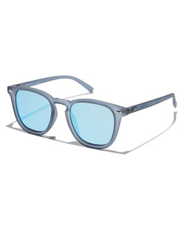 SLATE RUBBER MENS ACCESSORIES LE SPECS SUNGLASSES - 1702055SLTRB