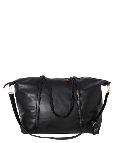 BLACK WOMENS ACCESSORIES RUSTY BAGS + BACKPACKS - BFL1103BLK