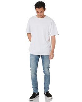 LIGHT DUNES MENS CLOTHING NUDIE JEANS CO JEANS - 113326LDUN