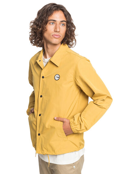HONEY MENS CLOTHING QUIKSILVER JACKETS - EQYJK03594-YLV0