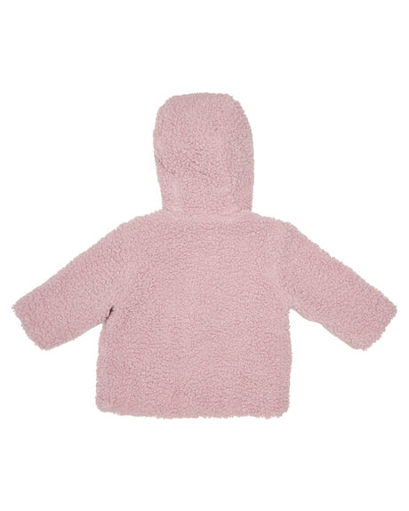 LILAC OUTLET KIDS LITTLE HEARTS CLOTHING - TEDDYHOODLIL