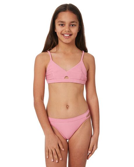 CASHMERE ROSE KIDS GIRLS SEAFOLLY SWIMWEAR - 27139-189RSE