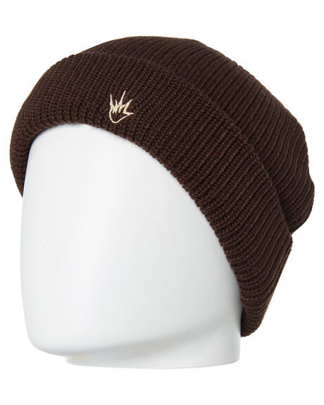 COFFEE MENS ACCESSORIES AFENDS HEADWEAR - A182601COF