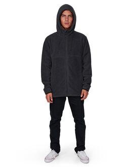 BLACK MENS CLOTHING BILLABONG JUMPERS - BB-9507627-BLK