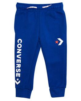 CONVERSE BLUE KIDS TODDLER BOYS CONVERSE PANTS - R868348024