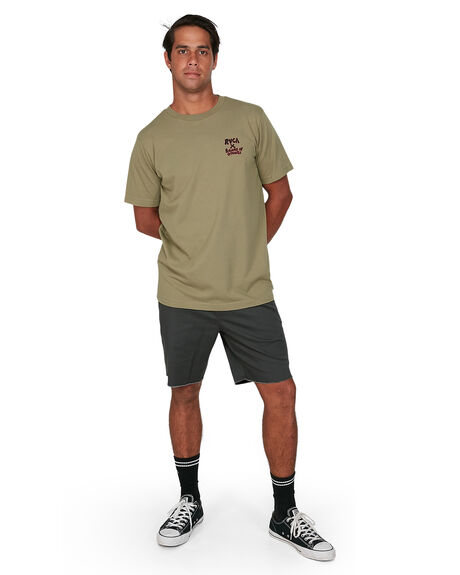 ALOE MENS CLOTHING RVCA TEES - RV-R106046-A28