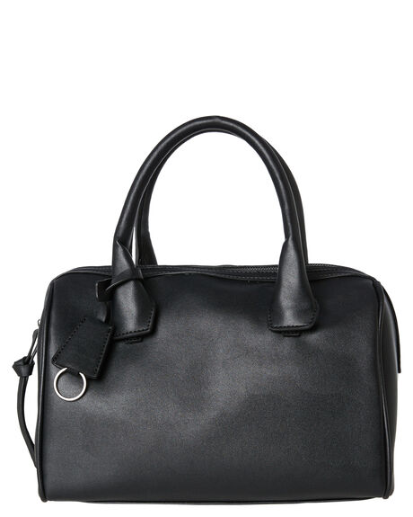 BLACK WOMENS ACCESSORIES THERAPY BAGS + BACKPACKS - SOLE-B0012BLK
