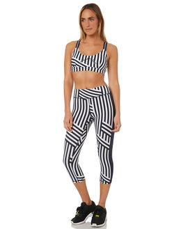 WHITE INDIGO WOMENS CLOTHING THE UPSIDE ACTIVEWEAR - UPSW418046WTIND