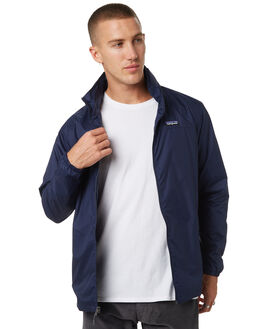 CLASSIC NAVY MENS CLOTHING PATAGONIA JACKETS - 27237CNY