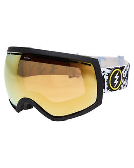 BONES BROSE GOLD BOARDSPORTS SNOW ELECTRIC GOGGLES - EG0517301-BRGD