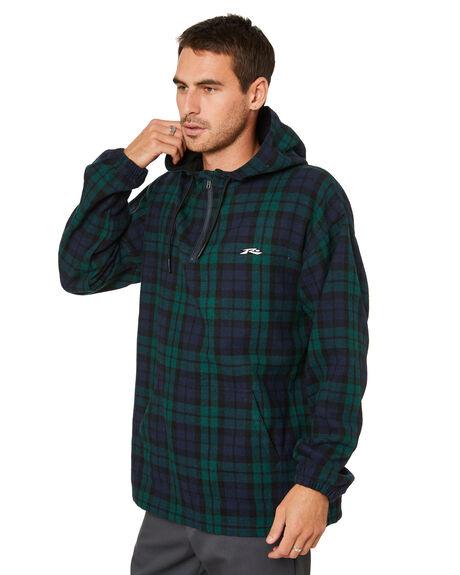 DARK SAPPHIRE MENS CLOTHING RUSTY JUMPERS - FTM0926DRS