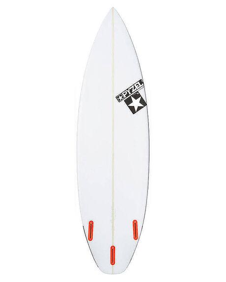 CLEAR BOARDSPORTS SURF PYZEL PERFORMANCE - PYTHEGRUNTCLR