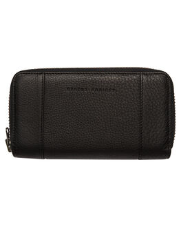 BLACK WOMENS ACCESSORIES STATUS ANXIETY PURSES + WALLETS - SA1361BLK