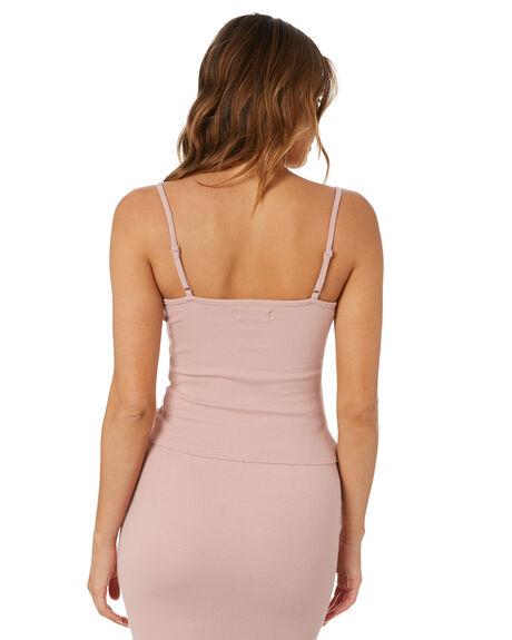 BLUSH WOMENS CLOTHING SWELL SINGLETS - S8212003BLU