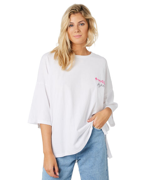MULTI OUTLET WOMENS TWIIN TEES - IE19F1014MUL