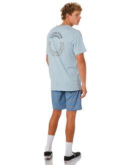 SLATE BLUE MENS CLOTHING VOLCOM TEES - A5041971SLB