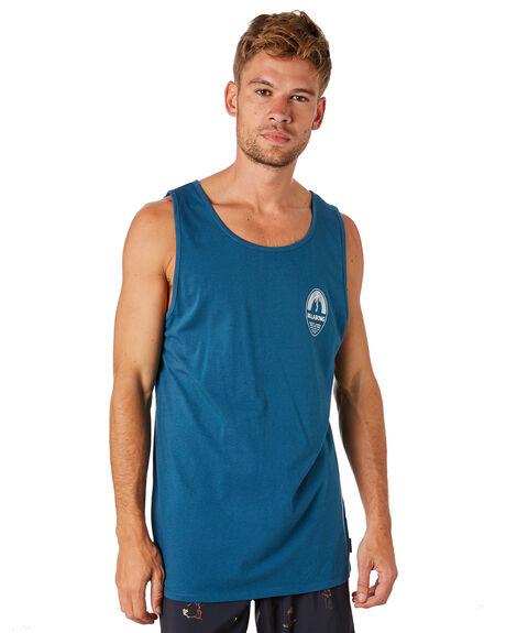 DARK ROYAL MENS CLOTHING BILLABONG SINGLETS - 9595502DKRYL