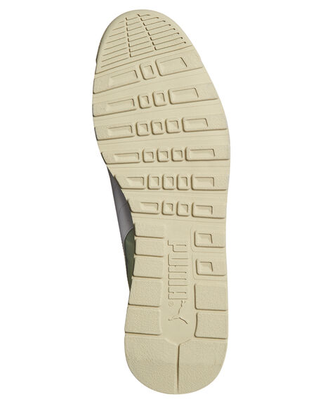 BLUE DEPTHS WHITE MENS FOOTWEAR PUMA SNEAKERS - 36378-003