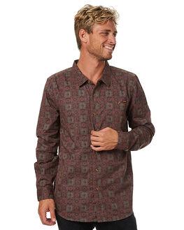 MULTI PRINT MENS CLOTHING WRANGLER SHIRTS - W-900977-CH0