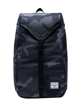 NIGHT CAMO MENS ACCESSORIES HERSCHEL SUPPLY CO BAGS + BACKPACKS - 10578-02992-OSNGTC