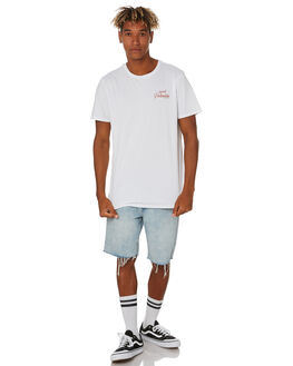 WHITE MENS CLOTHING SWELL TEES - S5203009WHITE