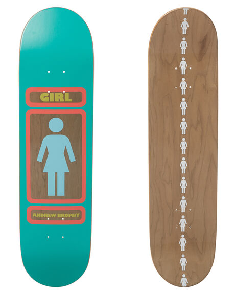 MULTI SKATE DECKS GIRL  - GB3401MULTI
